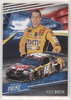 Driver and Car - Kyle Busch #/50