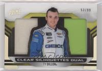 Ty Dillon #/99