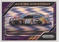 Acceleration - Kyle Busch