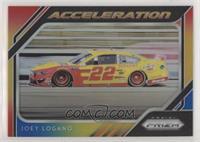 Acceleration - Joey Logano #/24