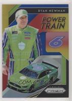 Power Train - Ryan Newman #/24