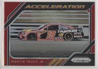 Acceleration - Martin Truex Jr. #/50