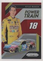 Power Train - Kyle Busch #/50