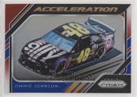 Acceleration - Jimmie Johnson
