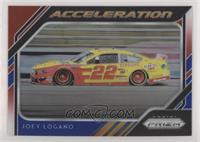 Acceleration - Joey Logano