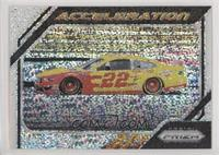 Acceleration - Joey Logano
