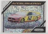Acceleration - Ryan Blaney