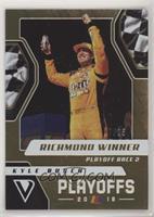 Playoff Winners - Kyle Busch #/25