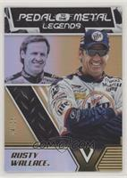 Legends - Rusty Wallace #/25