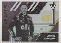 Jimmie Johnson #/10