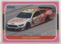 Retro 1987 Throwback Cars - Ryan Newman #/25