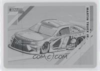 Cars - Martin Truex Jr. #/1