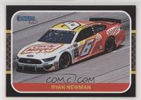 Retro 1987 Throwback Cars - Ryan Newman
