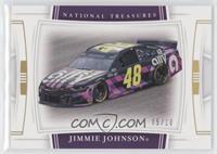Cars - Jimmie Johnson #/10