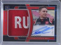 Rookie Patch Autographs - Christopher Bell #/1