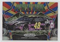 Power Train - Jimmie Johnson #/24