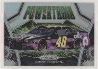 Power Train - Jimmie Johnson