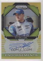 Ty Dillon #/10