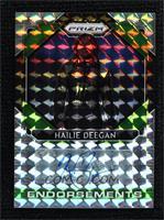 Hailie Deegan #/99