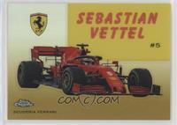 Sebastian Vettel #/50