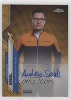 Andreas Seidl #/50