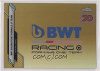 Team Logos - BWT Racing Point F1 Team