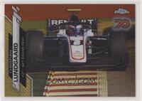 F2 Cars - Christian Lundgaard