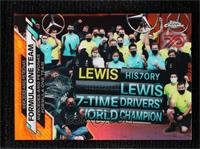 F1 Crew - Mercedes-AMG Petronas Formula One Team