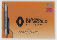 Team Logos - Renault DP World F1 Team