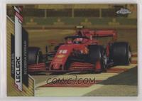 F1 Cars - Charles Leclerc #/50