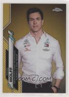 F1 Crew - Toto Wolff #/50