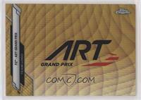Team Logos - Art Grand Prix #/50