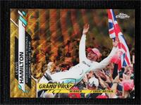 Grand Prix Winners - Lewis Hamilton #/50