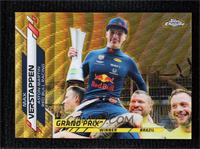 Grand Prix Winners - Max Verstappen #/50