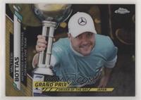 Grand Prix Driver of the Day - Valtteri Bottas #/50