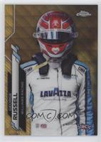 F1 Racers - George Russell #/50