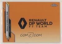 Team Logos - Renault DP World F1 Team #/25