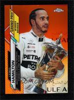 Grand Prix Winners - Lewis Hamilton #/25