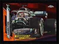 F1 Award Winners - Lewis Hamilton #/25