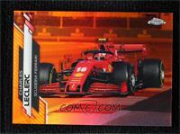 F1 Cars - Charles Leclerc #/25