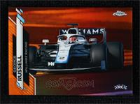 F1 Cars - George Russell #/25