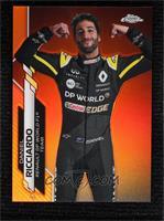 F1 Racers - Daniel Ricciardo #/25