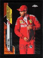 Grand Prix Driver of the Day - Sebastian Vettel #/25