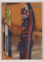 Grand Prix Driver of the Day - Max Verstappen #/25