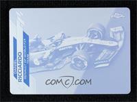 F1 Cars - Daniel Ricciardo #/1