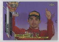 Grand Prix Driver of the Day - Charles Leclerc #/399