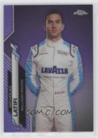 F1 Racers - Nicholas Latifi #/399