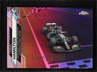 F1 Cars - Lewis Hamilton #/399
