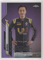 F2 Racers - Guanyu Zhou #/399