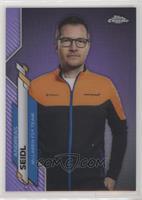 F1 Crew - Andreas Seidl #/399